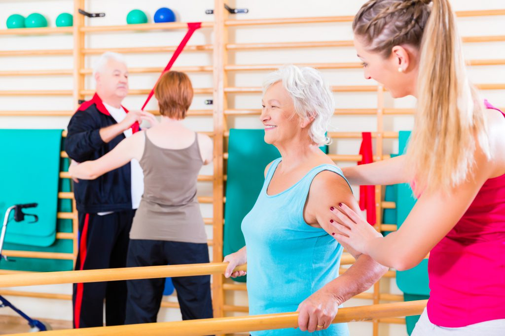 Safe Exercises for Seniors